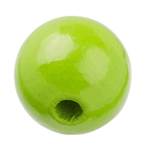 Perle apfelgrün