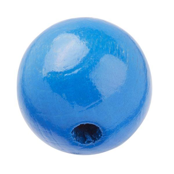 Perle blau