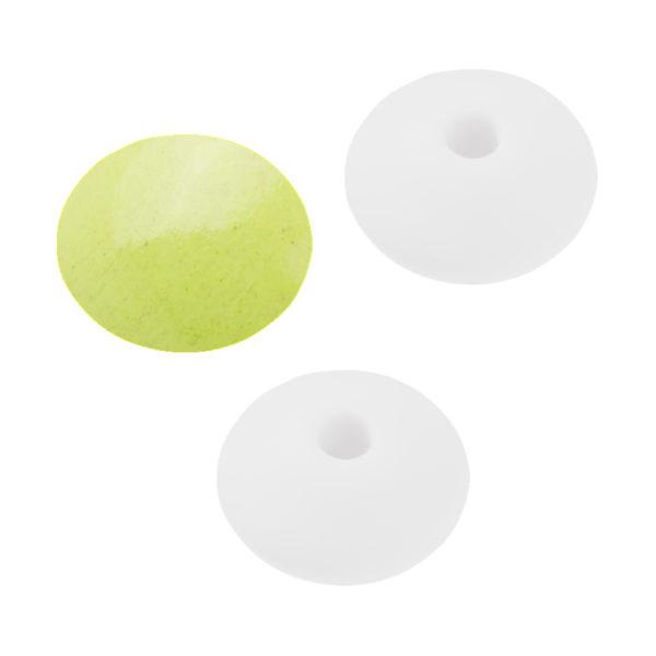 Holzlinse Lemon