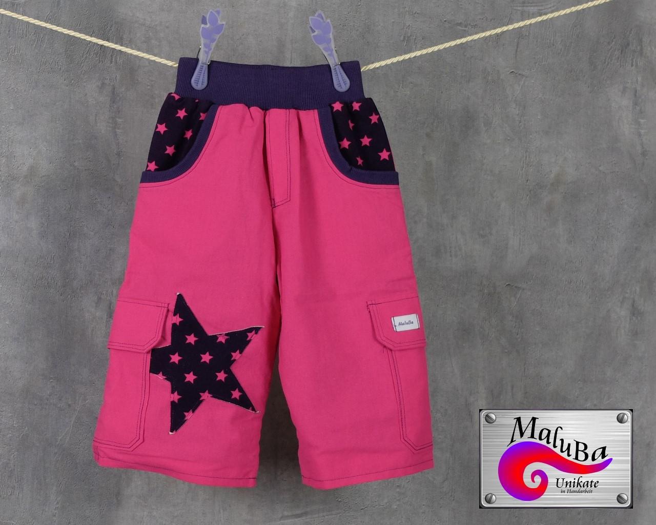 CargoHose Pink Stars